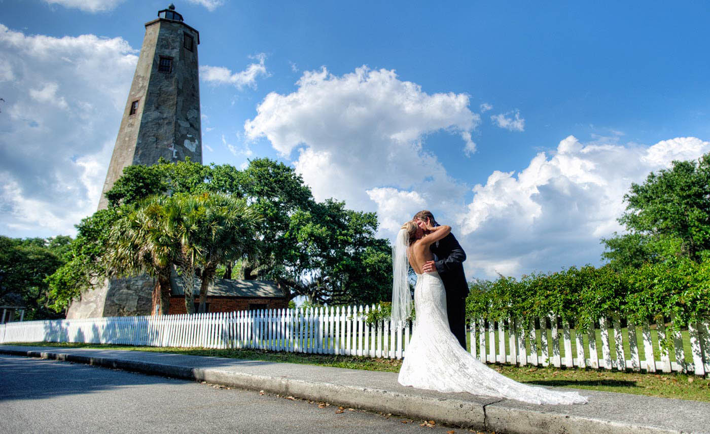 Bald Head Island, Old Baldy lighthouse, Island Chapel, Shoals Club